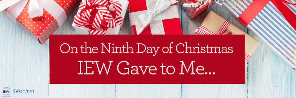 Ninth Day Of Christmas.On The Ninth Day Of Christmas Iew Gave To Me Institute