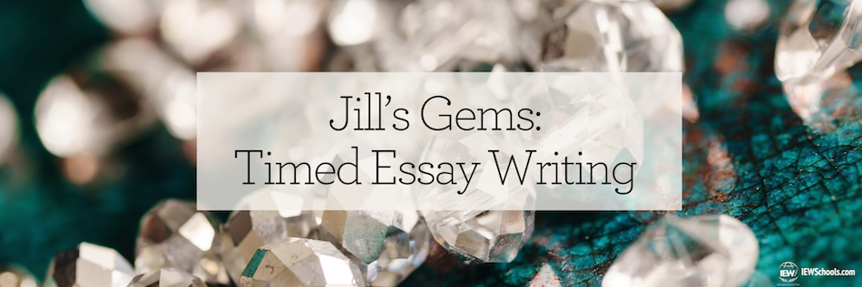 jill s gems timed essay writing institute for excellence in writing it s the height of summer summertime conjures thoughts of lazy days spent escaping the heat in the community swimming pool binge reading a favorite book