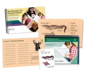 http://iew.com/shop/products/phonetic-zoo-spelling-level-starter-set