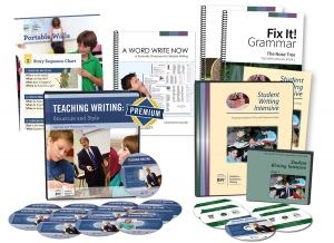 Save $79 with IEW Deluxe Writing Package